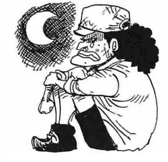 黒ひげの子供時代